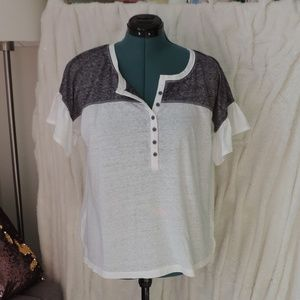 Maurices 24/7 Super Soft Short Sleeve Tee NWOT
